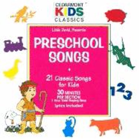 Preschool Songs (Audiobook)