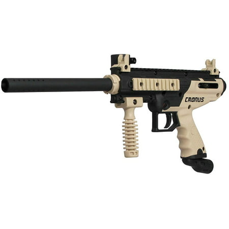 Tippmann Cronus Basic Paintball Gun Marker Semi Automatic - Tan / (Paintball Gun Dust Olive)