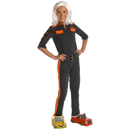 Child Monsters vs Aliens Deluxe Susan Costume Rubies 883546 - Child Alien Costume