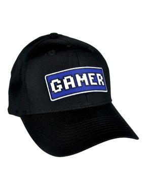 1001c934535d3 Product Image Gamer Hat Baseball Cap Alternative Clothing Pixles