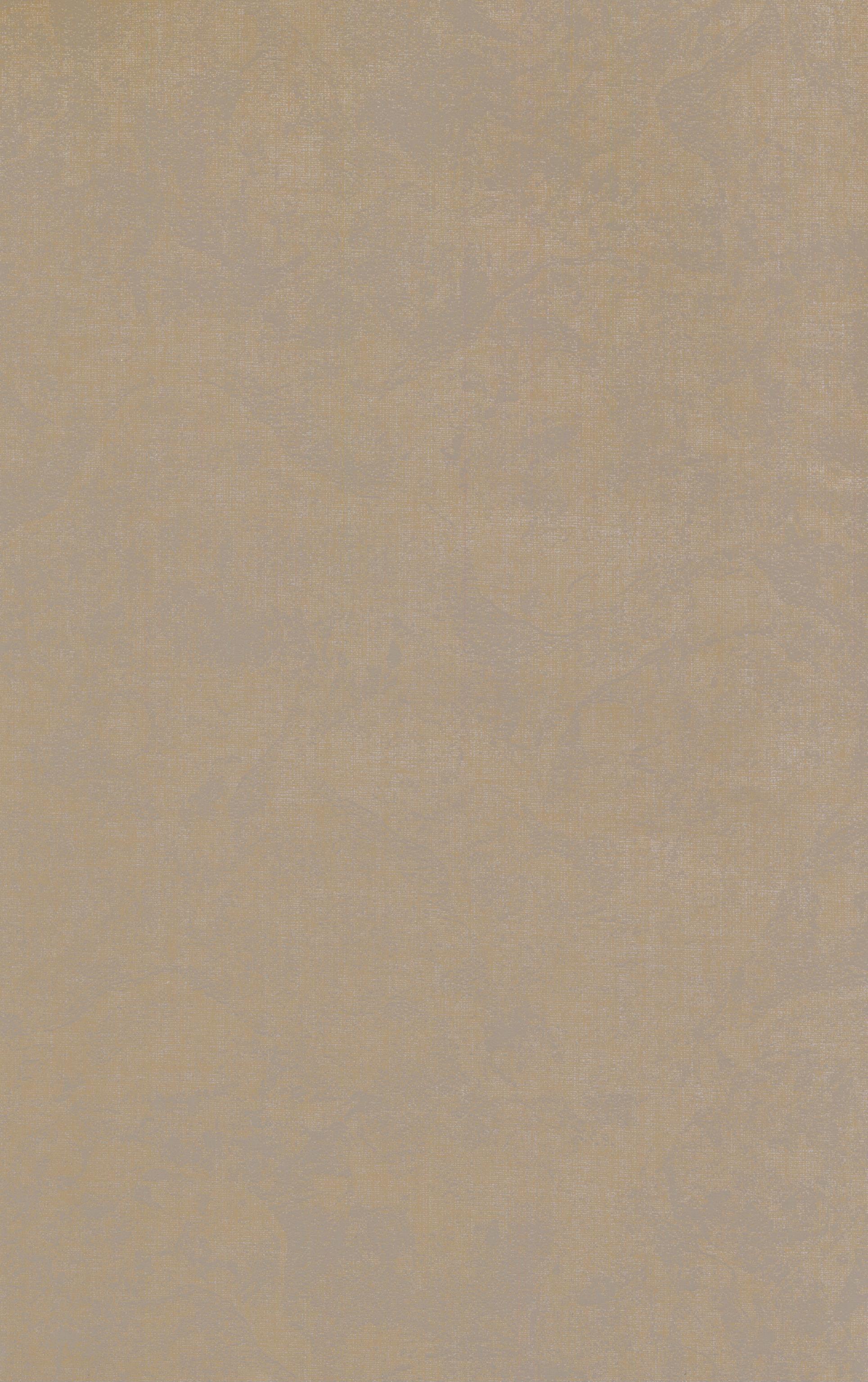 SOLID - Modern Prepasted Color Light Brown Wallpaper Roll