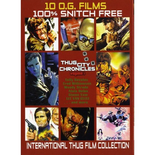 Thug City Chronicles [3 Discs] (Widescreen)