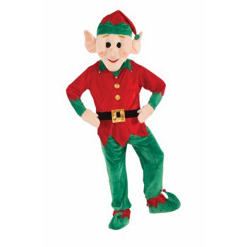 MASCOT-ELF-STD - Bowling Green Mascot
