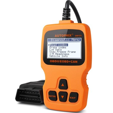 Vehicle Code Reader >> Autophix Obd2 Scanner Auto Code Reader Om123 Universal Obdii Vehicle Check Engine Fault Code Reader Can Diagnostic Scan Tool Automobiles Error Codes