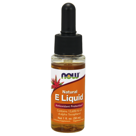 Now Foods Now  E Liquid, 1 oz (Best Vg E Liquid)