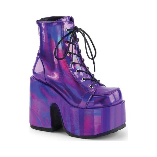Demonia CAMEL-201 CAMEL-202 Women/'s Platform Ankle Boots