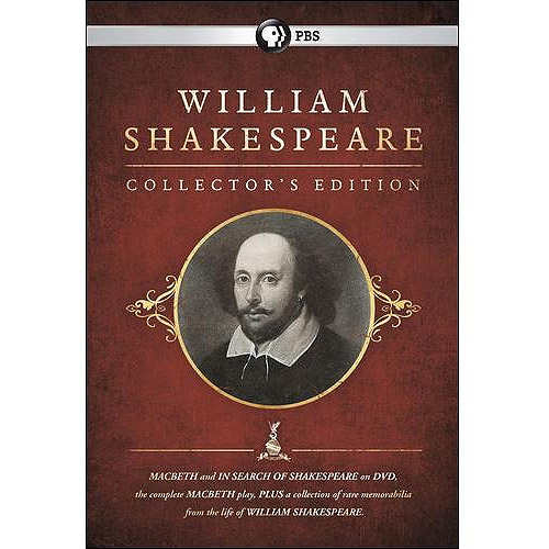 William Shakespeare: Collector's Edition (DVD) by PBS