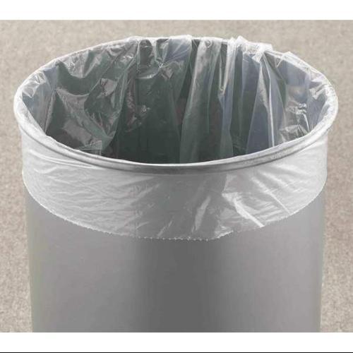 Trash Bags, Clear ,Glaro, LB15-100