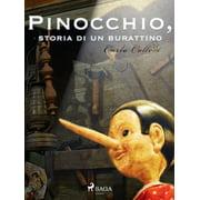 Pinocchio, storia di un burattino - eBook
