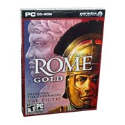 Europa Universalis Rome Gold PC CDRom - Includes the Expansion Vae Victis