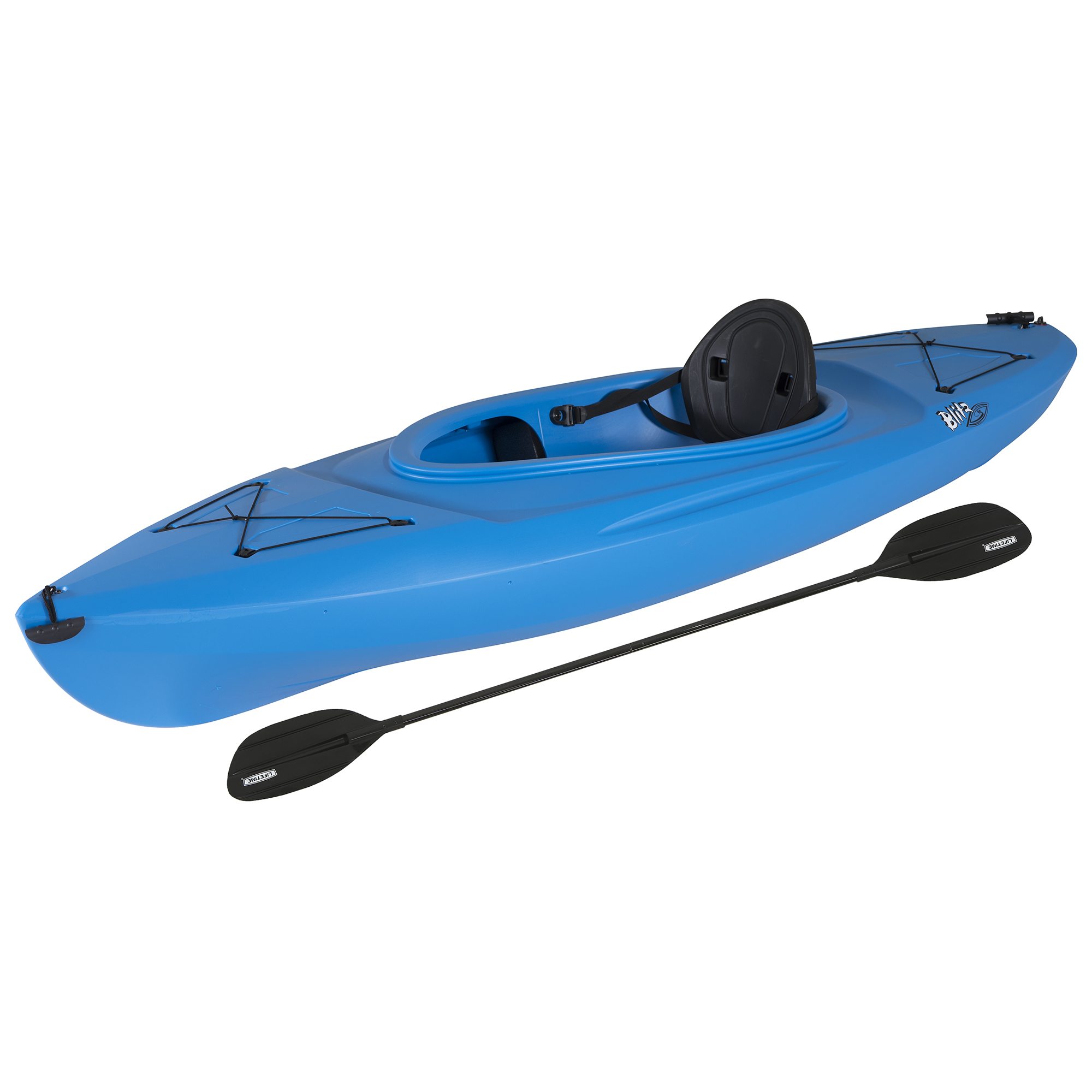 Lifetime Blitz 90 Sit-In Kayak (Paddle Included), 90898 by Lifetime Products