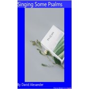 Singing Some Psalms - eBook