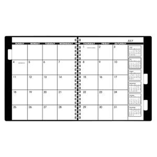 Mead Monthly Planner Refills Pages 70-923-78