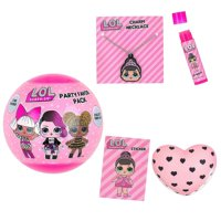 LOL Surprise Party Favor Pack, 1 Count - Includes Sticker, Necklace, Lip Balm, Jewelry Box, and A Surprise