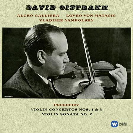 S. Prokofiev - Prokofiev: Violin Concertos Nos. 1 & 2; Violin Sonata No. 2 [CD]