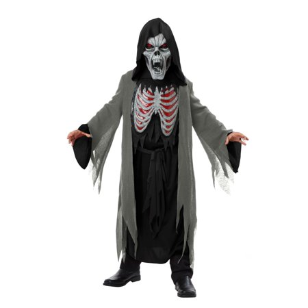 Blood Skeleton Child Halloween Costume