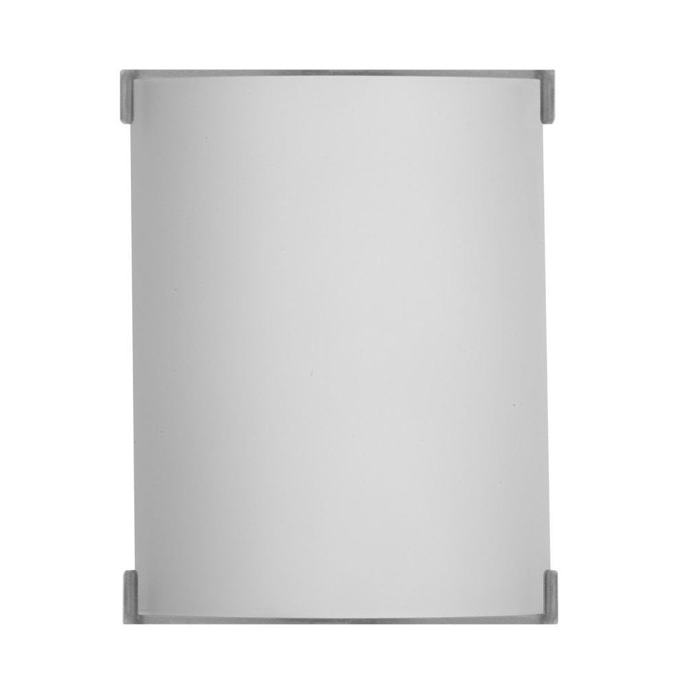 Philips Forecast 60W 120V Edge Decorative Bathroom Wall Light, Satin Nickel by Philips