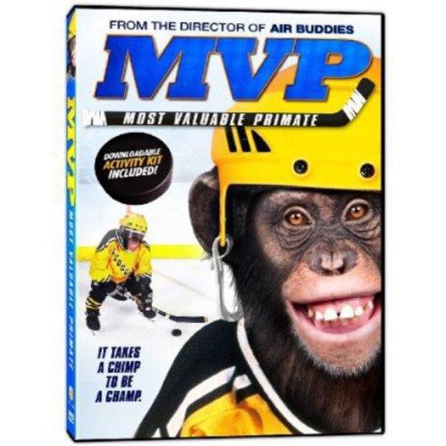 MVP: Most Valuable Primate (Full Frame)