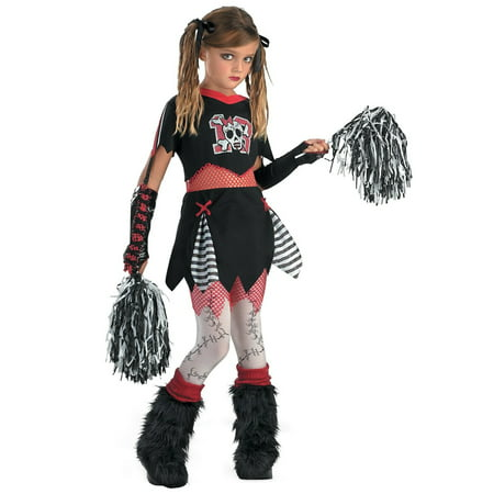 Cheerless Leader Child Halloween Costume