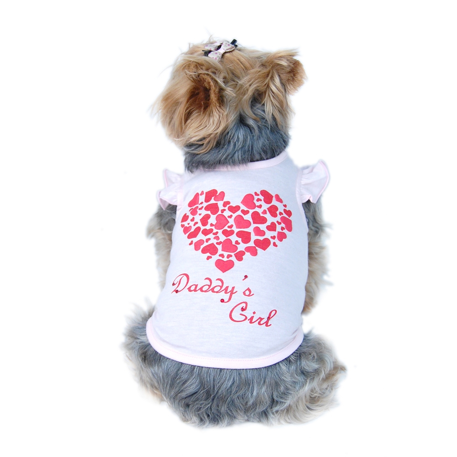 Pet Dog Rhinestone Dress Cat Puppy Skirt Dress Princess Clothes Clothing Cute design (Gift for Pet)