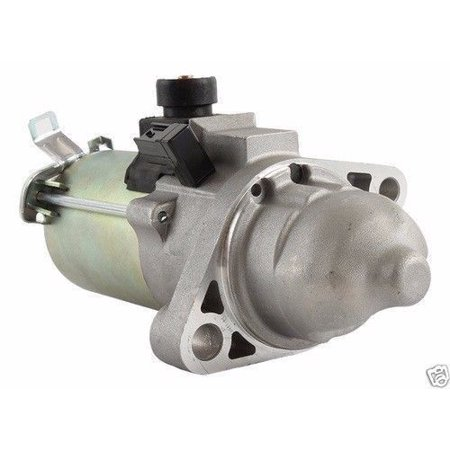 New Starter For Acura RDX 2007 2008 2009 2010 2011 2012 4Cyl 2.3L 2.3l 4cyl Starter