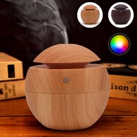 Portable Mini USB Air Humidifier Purifier Aroma Diffuser Atomizer Office Home