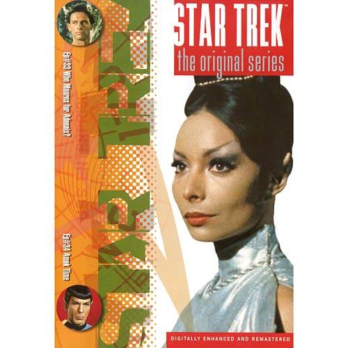 Star Trek The Original Series Volume 17: Episode 33 & 34
