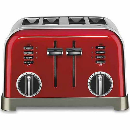 Cuisinart Metal Classic 4-Slice Toaster (Commercial 4 Slice Toaster)