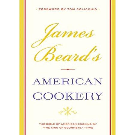 James Beard's American Cookery (Halloween Cookery)