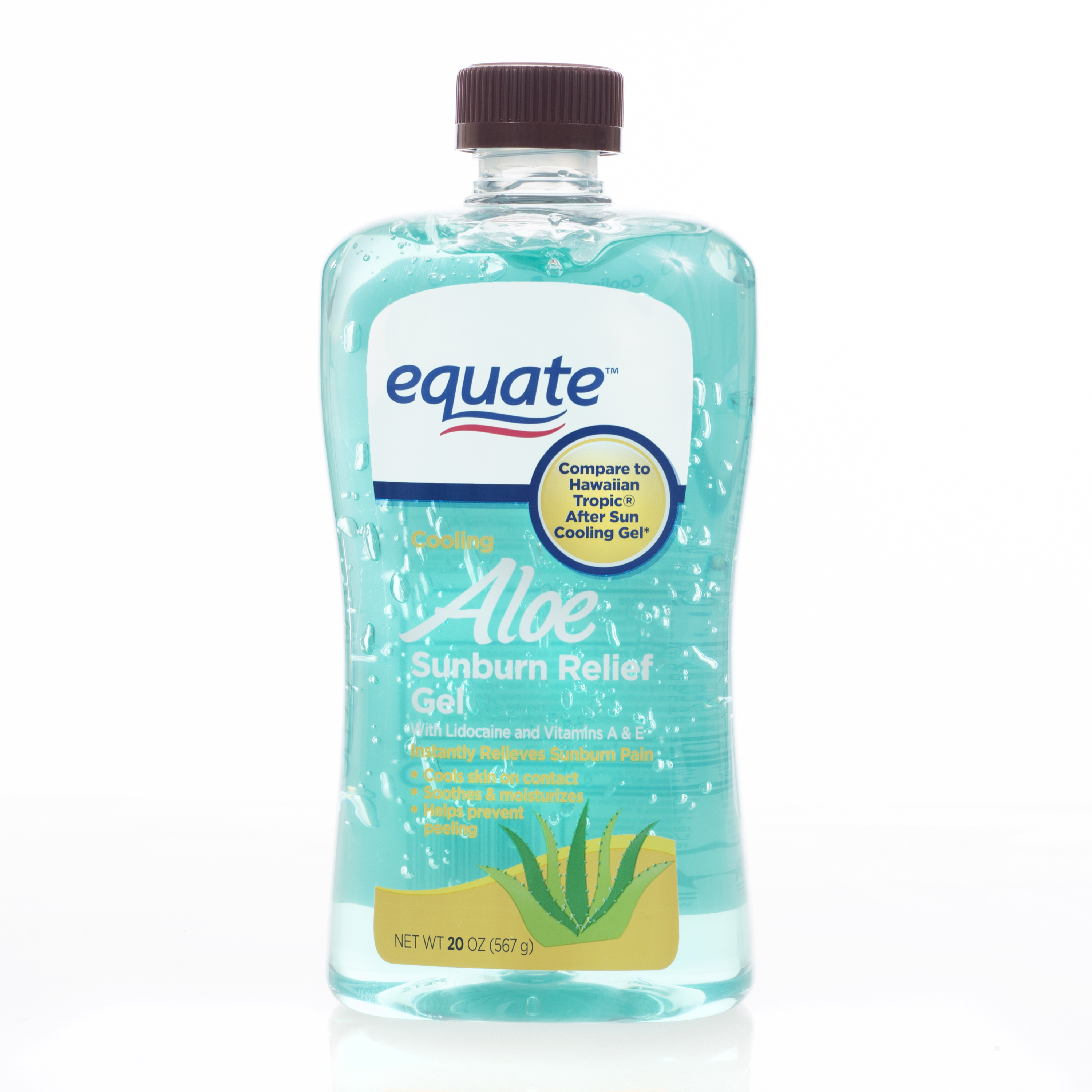 Equate Aloe Sunburn Relief Gel