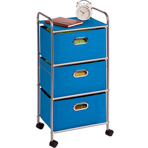 Honey-Can-Do 3-Drawer Rolling Cart