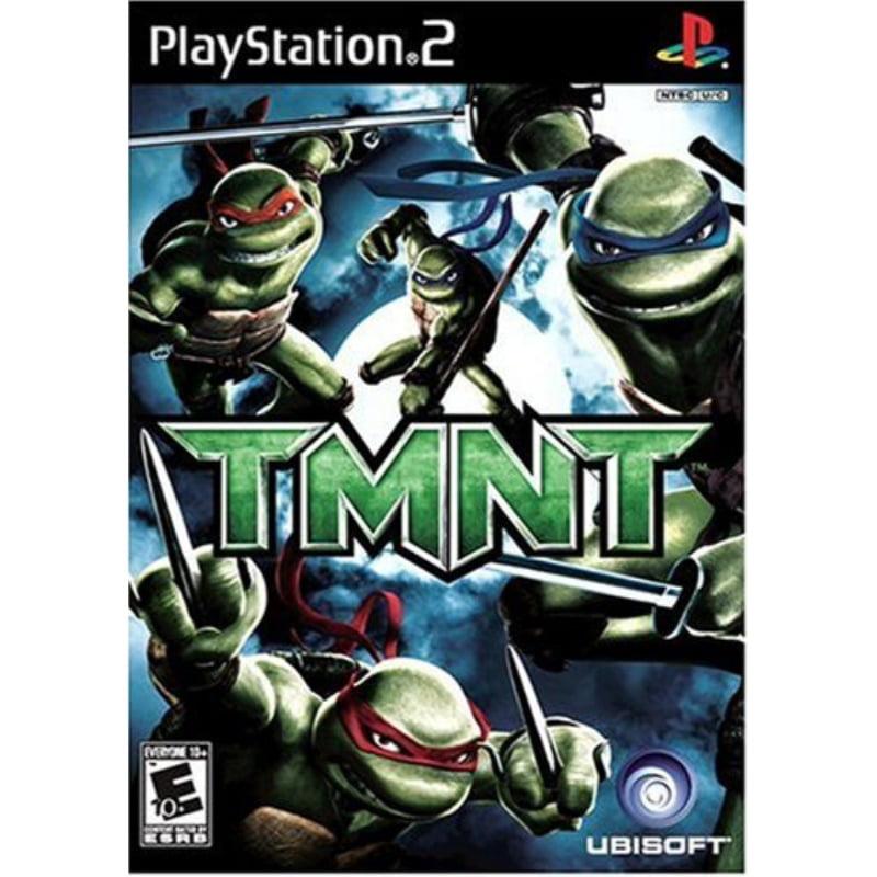 Tmnt PlayStation 2 by Ubisoft