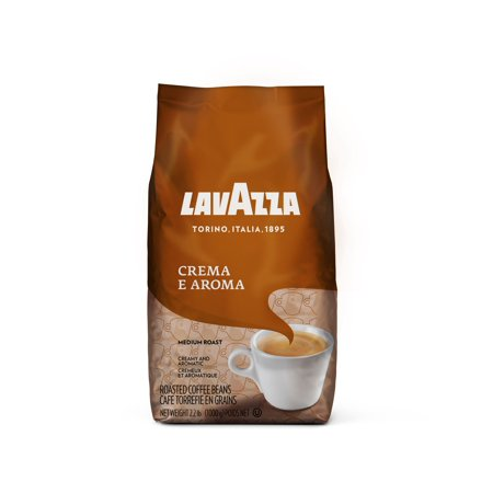 Lavazza, Crema e Aroma Whole Bean Coffee, 2.2 lb