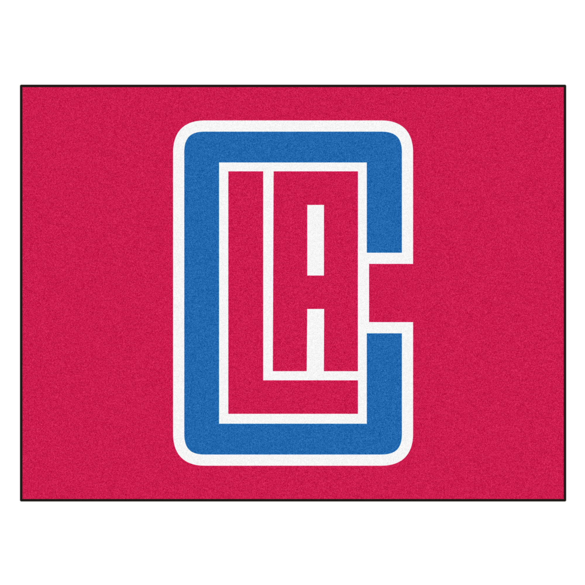 """NBA - Los Angeles Clippers All-Star Mat 33.75""""x42.5"""""""