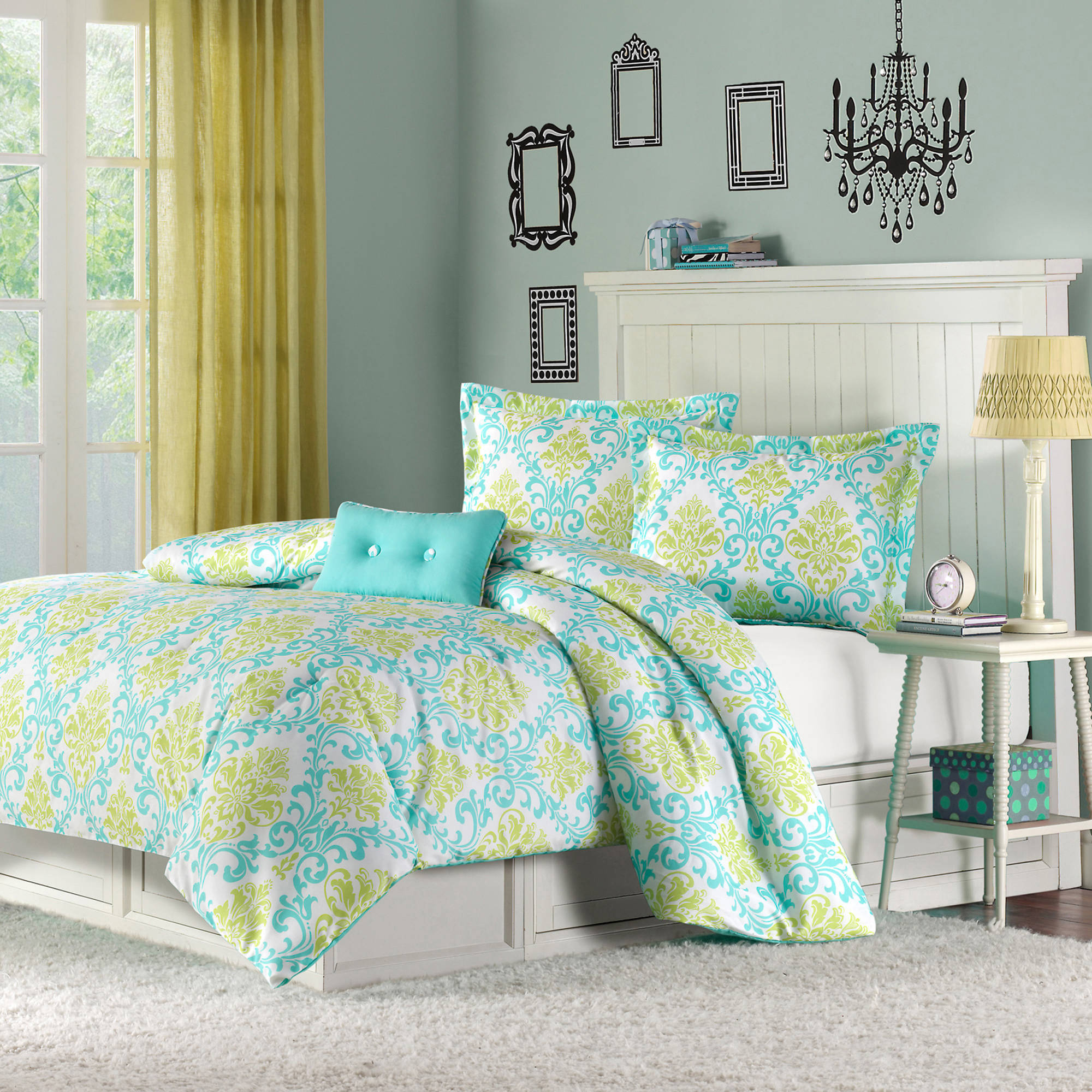 Home Essence Teen Bella Printed Comforter Bedding Set