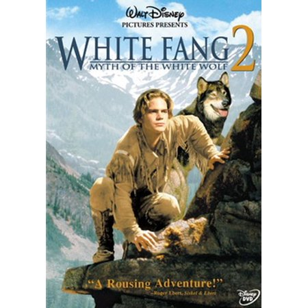 White Fang 2: Myth Of The White Wolf - Wolf Fangs