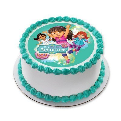 Dora And Friends Cake (8