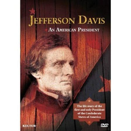 Jefferson Davis  An American President  Widescreen