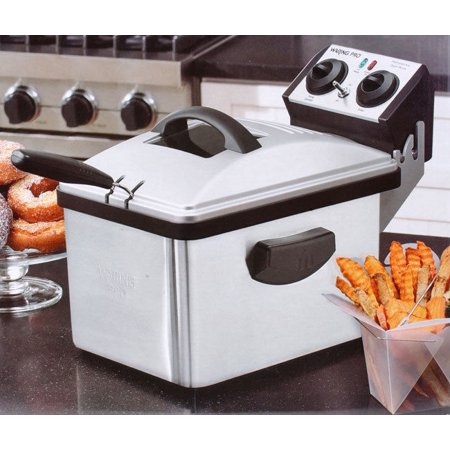 Waring DF200 Deep Fryer  -CERTIFIED REFURBISHED