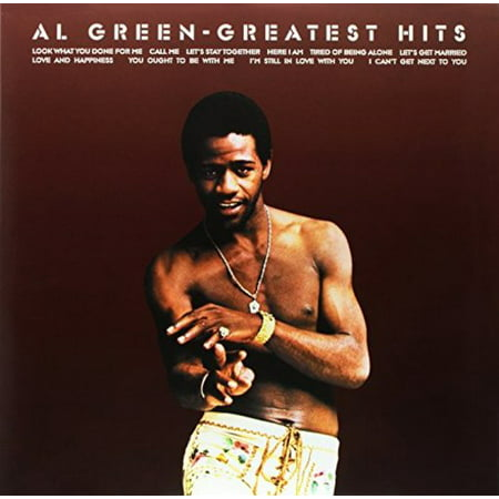 Al Green - Greatest Hits - Vinyl