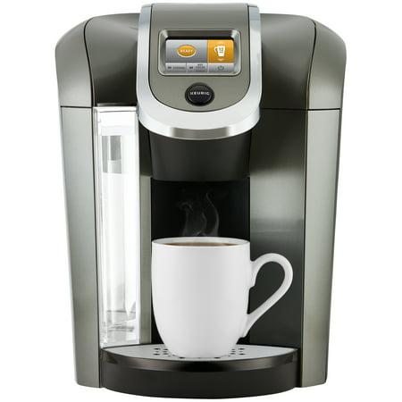 Keurig K525 Coffee Maker, Platinum - Walmart.com