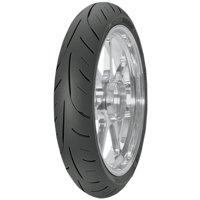 AVON TIRE 4520013 / 90000001354 Avon 3D Ultra Sport AV79 Front Tire - 120/70ZR-17/--
