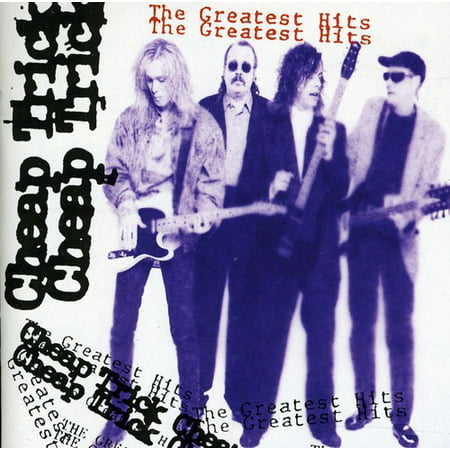 Cheap Trick - Greatest Hits (CD)