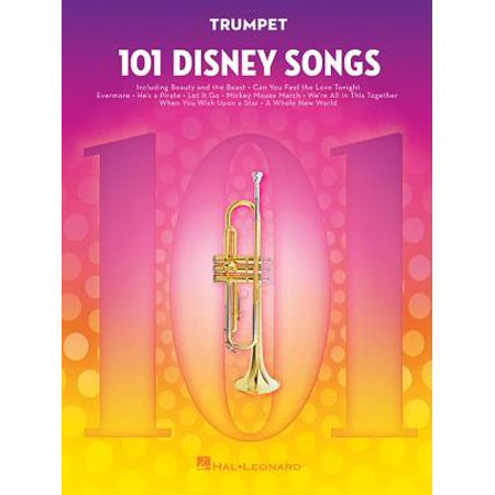 101 Disney Songs : For Trumpet