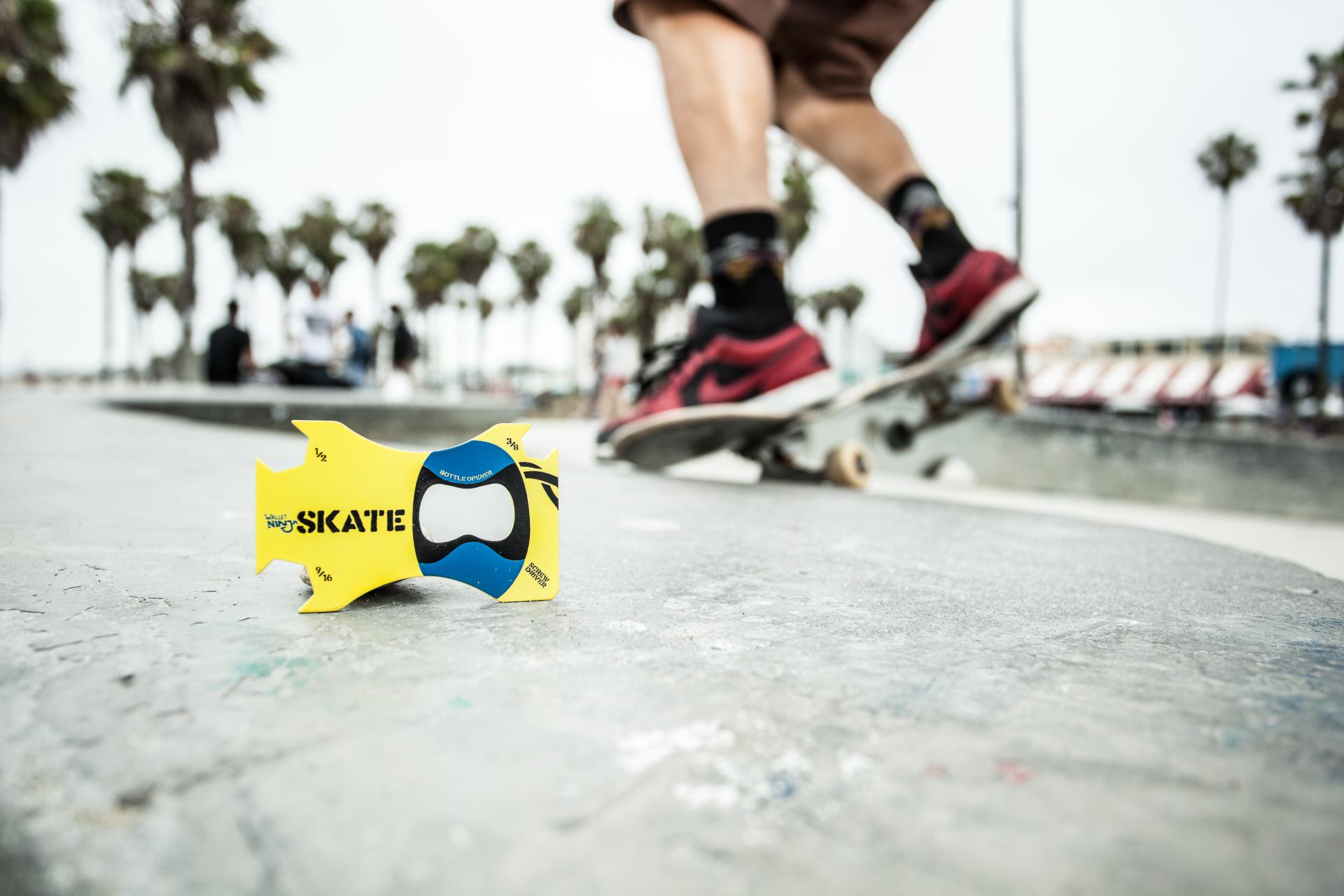 Wallet Ninja Skate Multi-Tool by Etcbuys