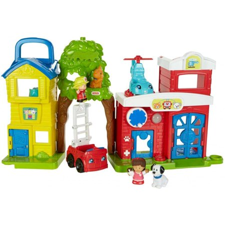 Little People Animal Rescue Playset