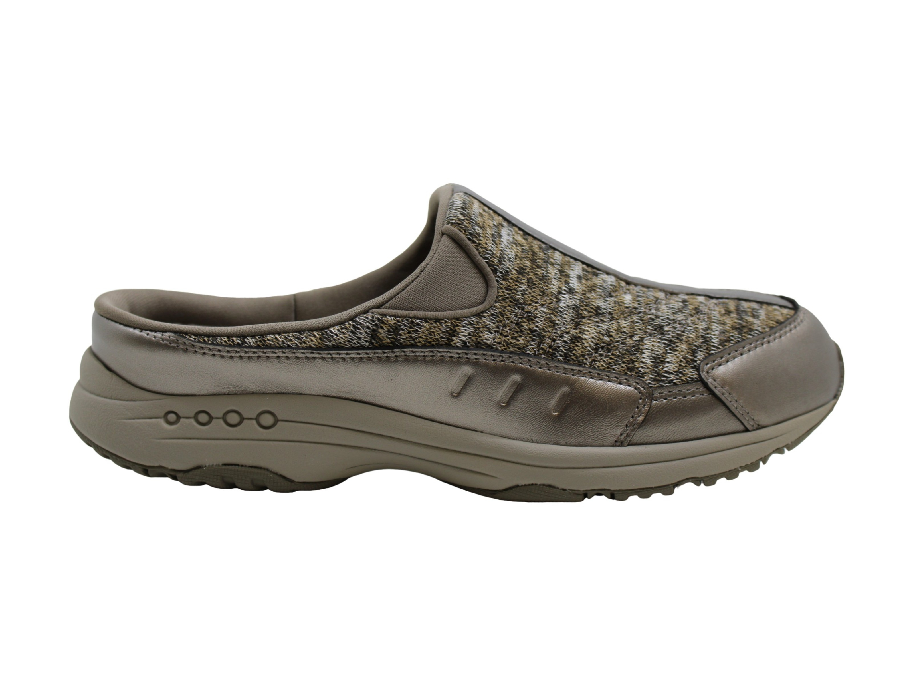 Leather Closed Toe Mules | Walmart