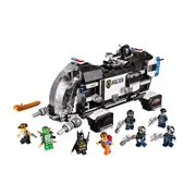 THE LEGO® MOVIE? Super Secret Police Dropship w/ 8 Minifigures | 70815