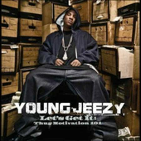 Let's Get It: Thug Motivation 101 (CD)