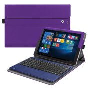 "Fintie Multi-Angle Viewing Case Cover for Win 10 RCA Cambio 10.1"" W101SA23T1S / W101SA23T2 Tablet, Violet"